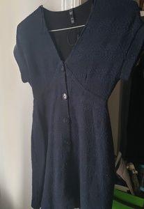 Zara Trafaluc Knit Dress